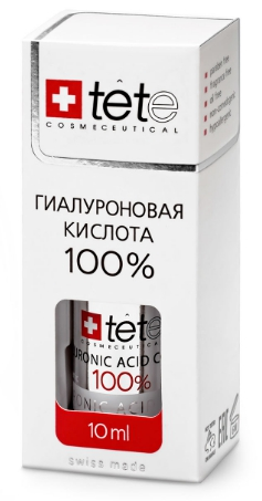Гиалуроновая кислота 100% Hyaluronic Acid 100% Tete