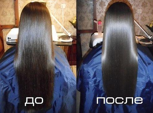 Касторовое масло с луком для волос